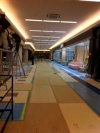ショッピングセンター工事