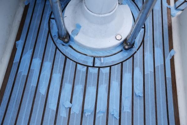 ヨット艤装修繕